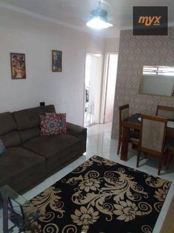 Imagem 1 de 15 de Apartamento Com 1 Dormitório À Venda, 49 M² Por R$ 190.800 - José Menino - Santos/sp - Ap6141