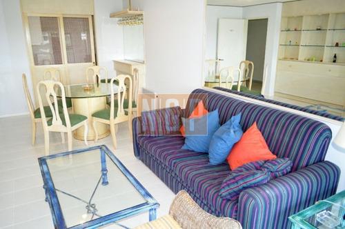 Apartamento Con Excelentes Servicios-ref:1581