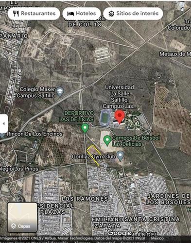 Imagen 1 de 2 de Inversionistas Terreno En Saltillo Para Desarrollo Habitacional