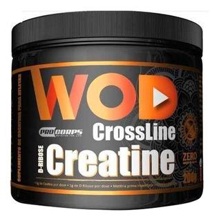 Wod - Creatina ( D Ribose ) 200g - Pro Corps / Crossfit