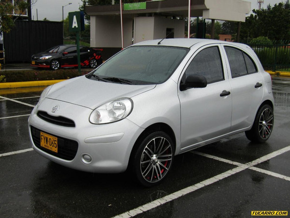 Nissan March Active Mt 1600cc Aa