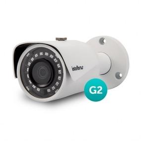 Camera Ip Vip S3330 G2 Mini Bullet Hd/3mp/3.6mm Intelbras