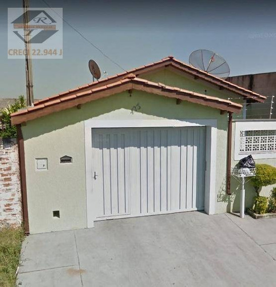 Casa Com 3 Dormitórios À Venda, 155 M² Por R$ 168.300,00 - Jardim Paulista - Monte Mor/sp - Ca3184