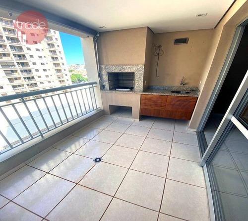 Imagem 1 de 15 de Apartamento Com 2 Dormitórios À Venda, 96 M² Por R$ 435.500,00 - Santa Cruz Do José Jacques - Ribeirão Preto/sp - Ap6814