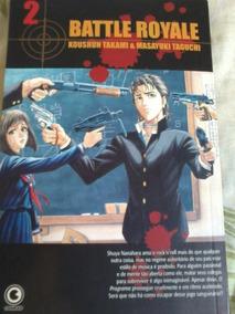 Battle Royale Vol. 2 - Koushun Takami & Masayuki Taguchi