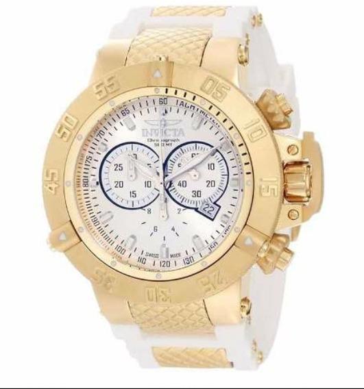 Relógio Invicta Subaqua Branco