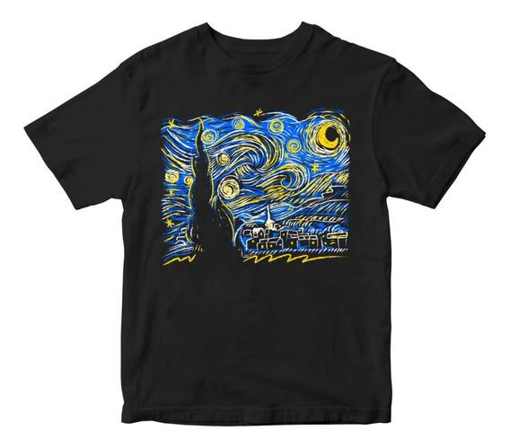 Nostalgia Shirts- La Noche Estrellada (van Gogh)