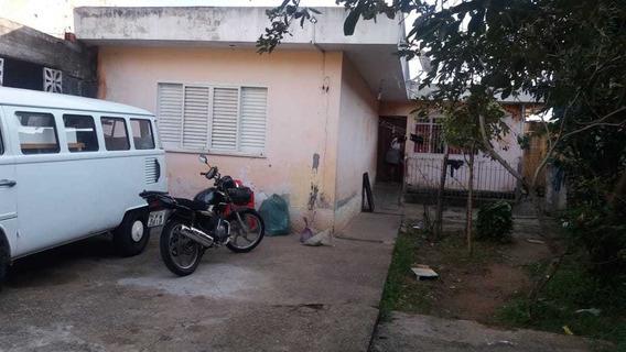 Terreno 250 M² Pq Sto Antônio Com Casa Nos Fundos