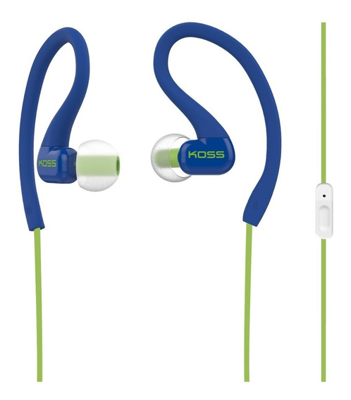 Fone De Ouvido Headphone Koss Ksc32 Azul