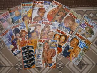 Lote De 17 Revistas Humor! Todas Distintas