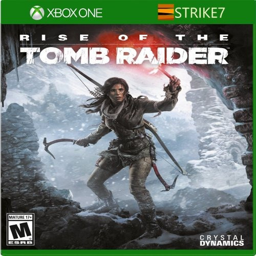 Acesso Rise Of The Tomb Raider - Mídia Digital (10 Dias)