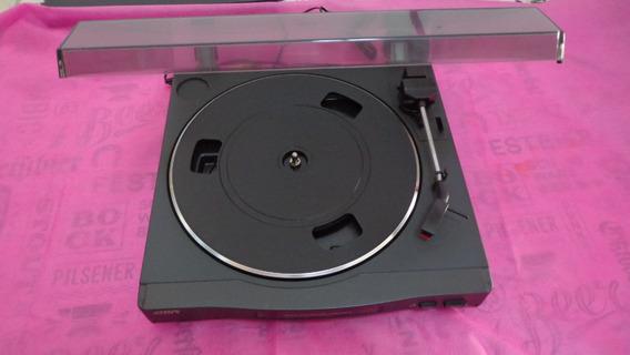 Toca Disco Sony Ps-lx-49p - Agulha Nova - Funcionando