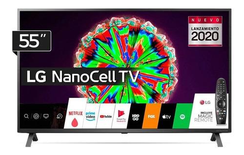 Imagen 1 de 5 de LG Televisor 55 Nanocell Smart Uhd 4k 2020 55nano81