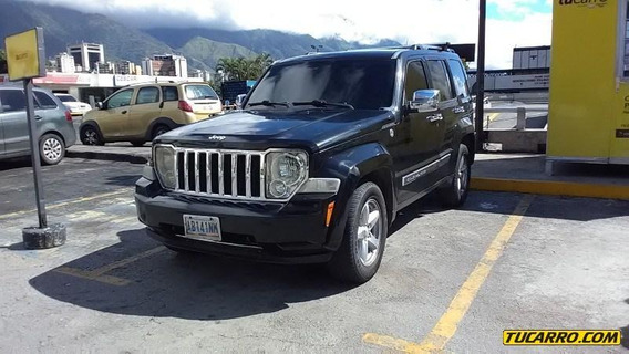 Jeep Cherokee Limited-automatico