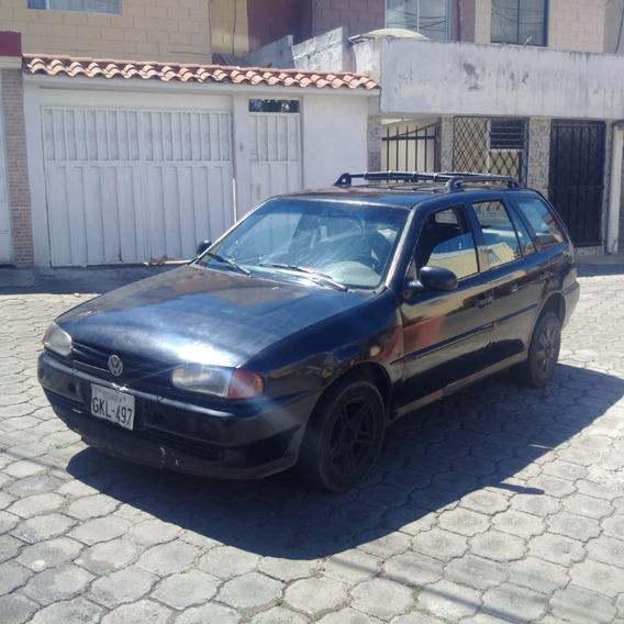 Volkswagen Parati 98 Vendo Por Urgencia