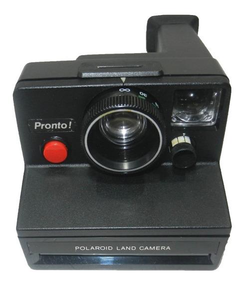 Câmera Fotográfica Polaroid Land Sx-70 Retirada De Peças