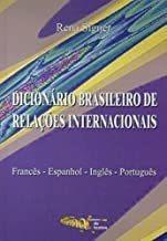 Imagem 1 de 1 de Dicionário Brasileiro De Relações Internacionais De Rena ...