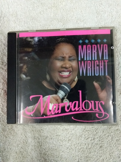 Cd-marva Wright-soul-onda Aretha-houston-katie-stone-cyndi