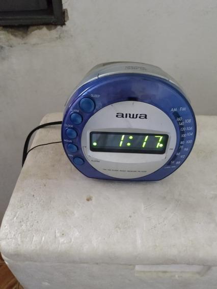 Rádio Relógio Aiwa Fr-a220 #75
