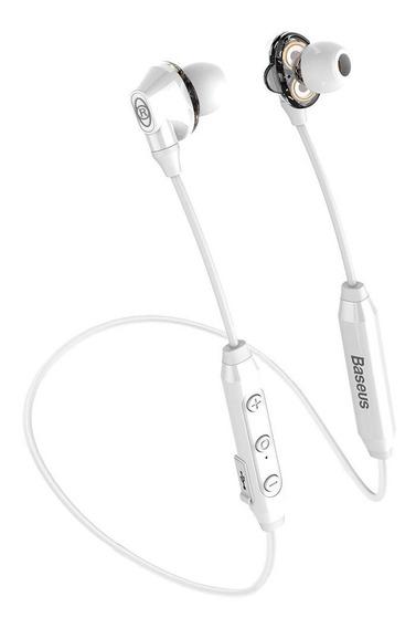 Fone De Ouvido Baseus Ngs10-02 Encok S10 / Wireless - Branco