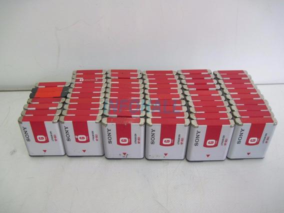 No Estado Lote Com 49 Baterias Sony Np-bg1