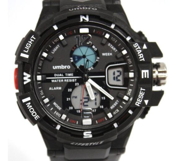 Relógio Umbro Masculino Umb-012-1
