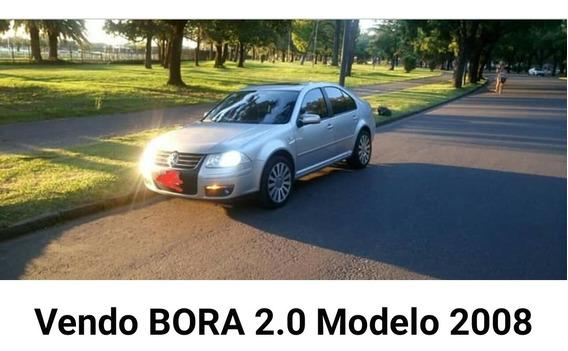 Vw Bora 2.0 Gnc 5ta.