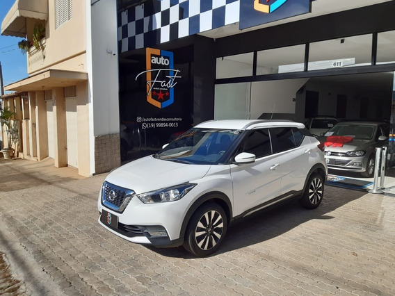 Nissan Kicks Sv Limited 1.6 2017