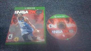 Nba 2k15 Completo Para Xbox One,excelente Titulo,checalo