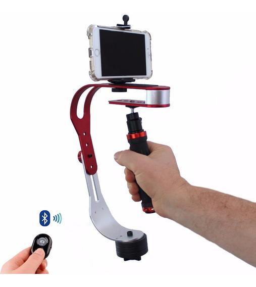 Steadicam Steadycam Stabilizer P/ Celular Camera Gopro Canon
