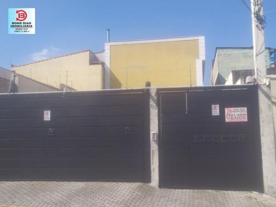Sobrado Em Condominio - Vila Re - Ref: 8969 - V-8969