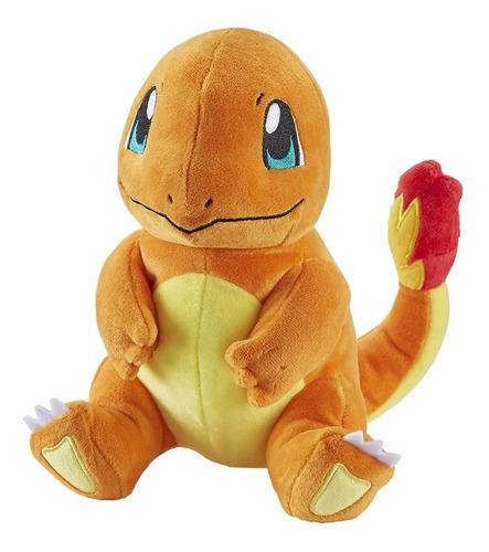 Imagem 1 de 3 de Pelúcia Pokémon - Charmander 21cm - Wct Sunny Licenciada