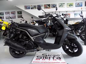 Yamaha Bws X Negra Edición Especial