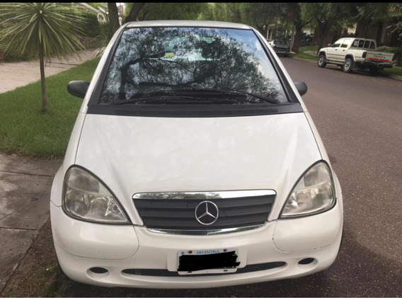 Mercedes-benz Clase A 1.6 A160 Classic 2001. Semiautomatico.