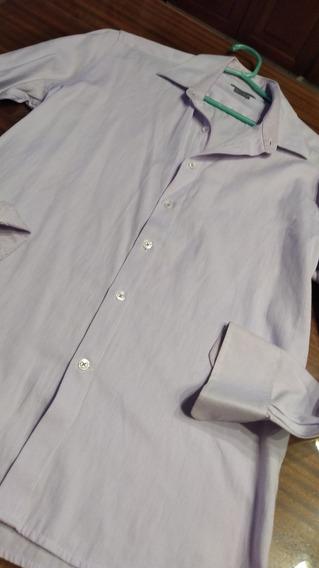 Camisa Devre Lila T S/m