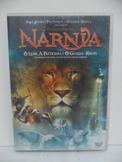 Dvd - Filme - Nárnia - O Leão, A Feiticeira E O Guarda-roupa