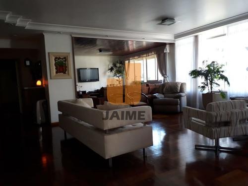 Apartamento  Com 3 Dormitórios Sendo 2 Suites E 4 Vagas. - Ja14654