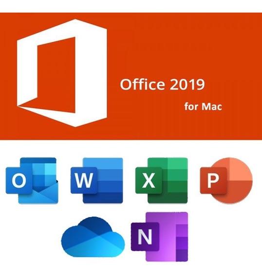 Office Setup Original/ Para Mac 2019 Os X