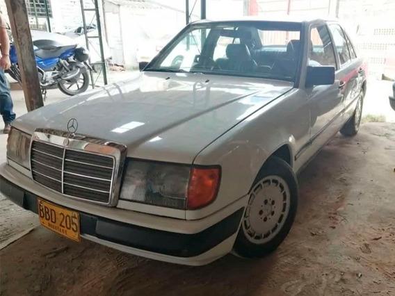 Mercedes Benz 230e 1988 5p Recién Reparado