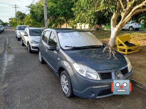 Imagem 1 de 10 de Renault Sandero 2009 1.0 16v Expression Hi-flex 5p