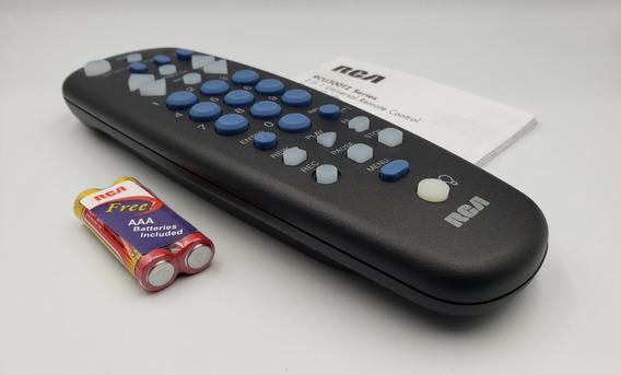 Control Universal De Hasta 3 Equipos Marca Rca Rcu300tz