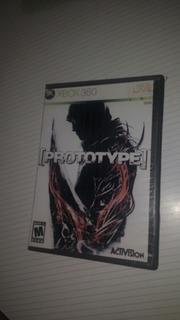 Juego Xbox 360 Prototype
