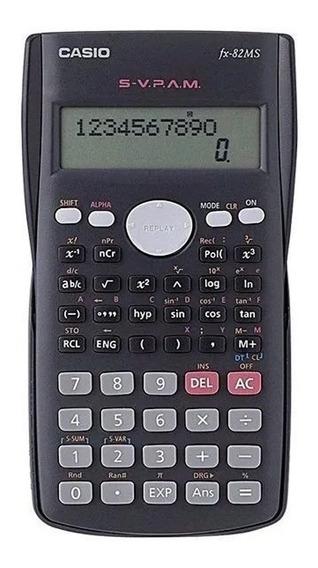 Calculadora Cientifica Casio Original Fx-82ms