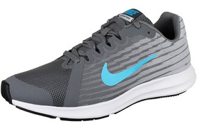 Tenis Nike Mujer Gris Downshifter 8 Gs 922853012