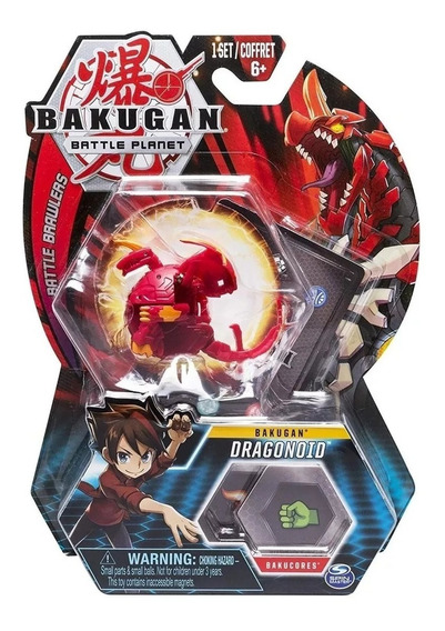 Bakugan Battle Planet De Dragonoid + Envio Gratis !!
