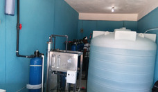 Planta De Agua Con Alta Producción Y Ósmosis Inversa