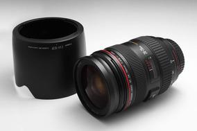 Locação Da Lente Canon 24-70mm F2.8l (diária)