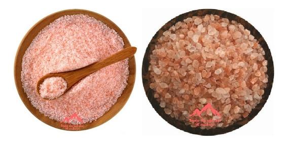 10 Kilos De Sal Rosa Himalaya A Granel Envió Sin Costo