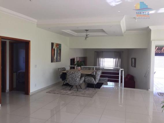 Casa Residencial À Venda, Jardim Paraíso De Viracopos, Campinas. - Ca0099