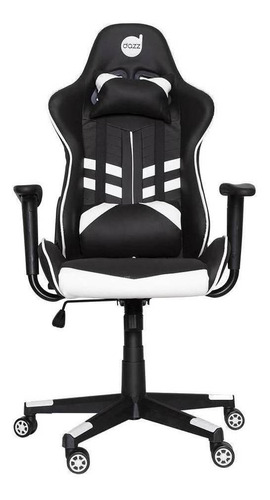 Cadeira Gamer Dazz Prime-x  Preta E Branca